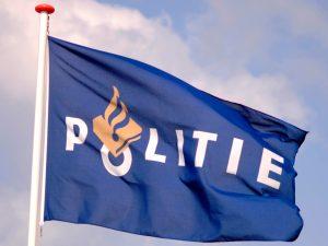 Politievlag