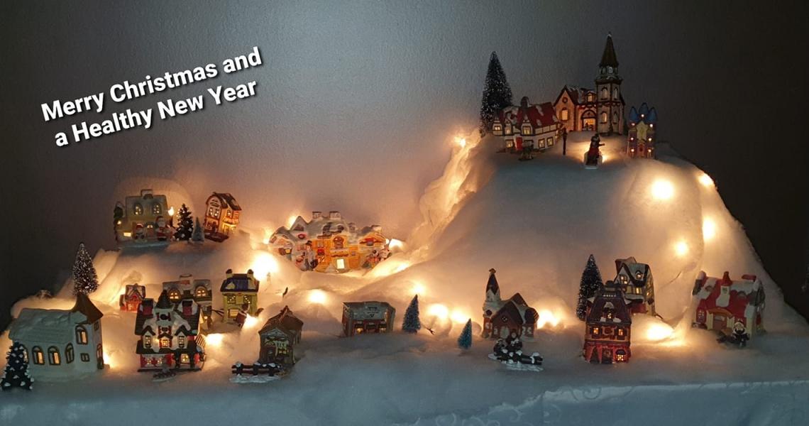 Merry Christmas and
