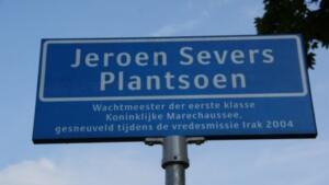 Jeroen Severs Plantsoen